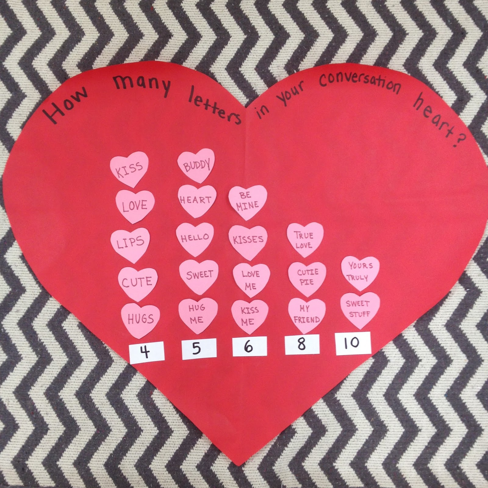 Pre K Tweets Valentine S Week Activities