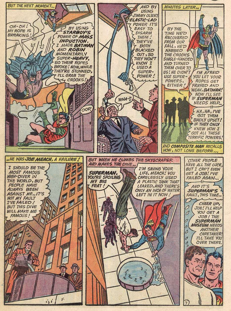 Read online World's Finest Comics comic -  Issue #142 - 9