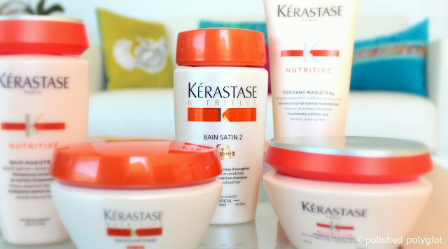Kérastase Nutritive Range for Dry Hair