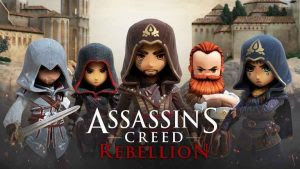 Download Assassin's Creed Rebellion MOD APK v1.0.1 Full Hack Android Terbaru 2017 Gratis