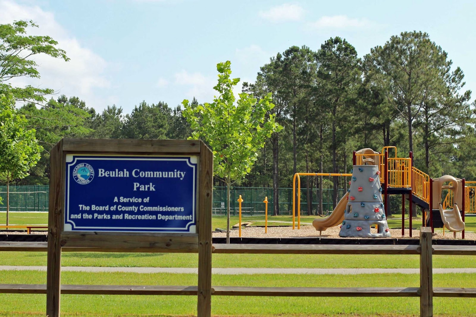 Northwest Federal Credit Union >> Love to Live in Pensacola, Florida: Beulah Community Park ...