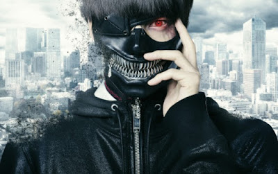 Tokyo Ghoul Live Action cover