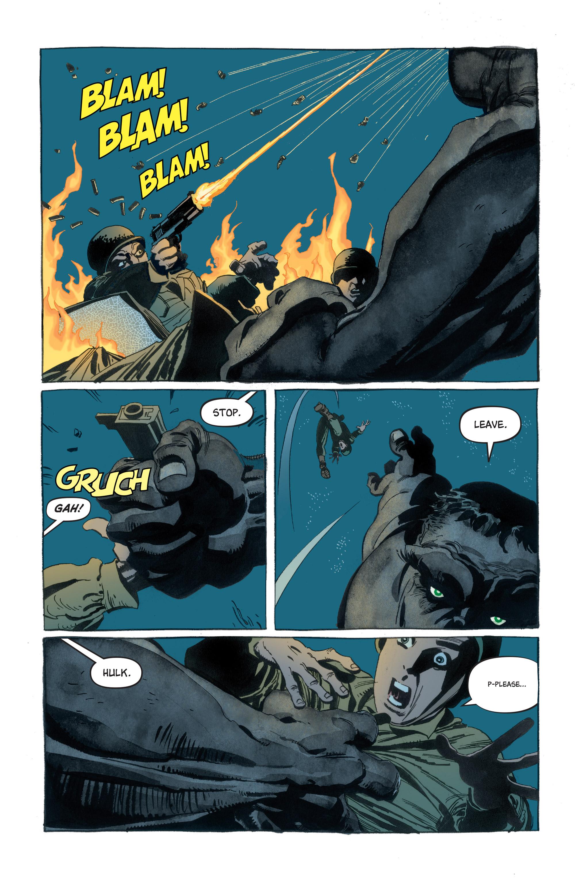 Read online Hulk: Gray comic -  Issue #1 - 18