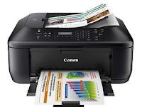 Canon PIXMA MX374 Printer Driver Download, Review 2018