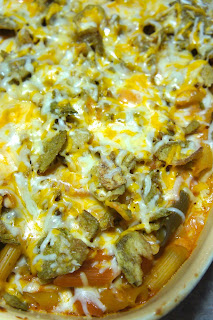 Cheesy Mexican Pasta: Savory Sweet and Satisfying