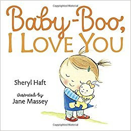Bea's Book Nook, Review, Baby-Boo I Love You, Sheryl Haft, Jane Massey