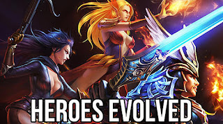 Heroes Evolved Apk v1.1.5.0 Mod Terbaru for Android