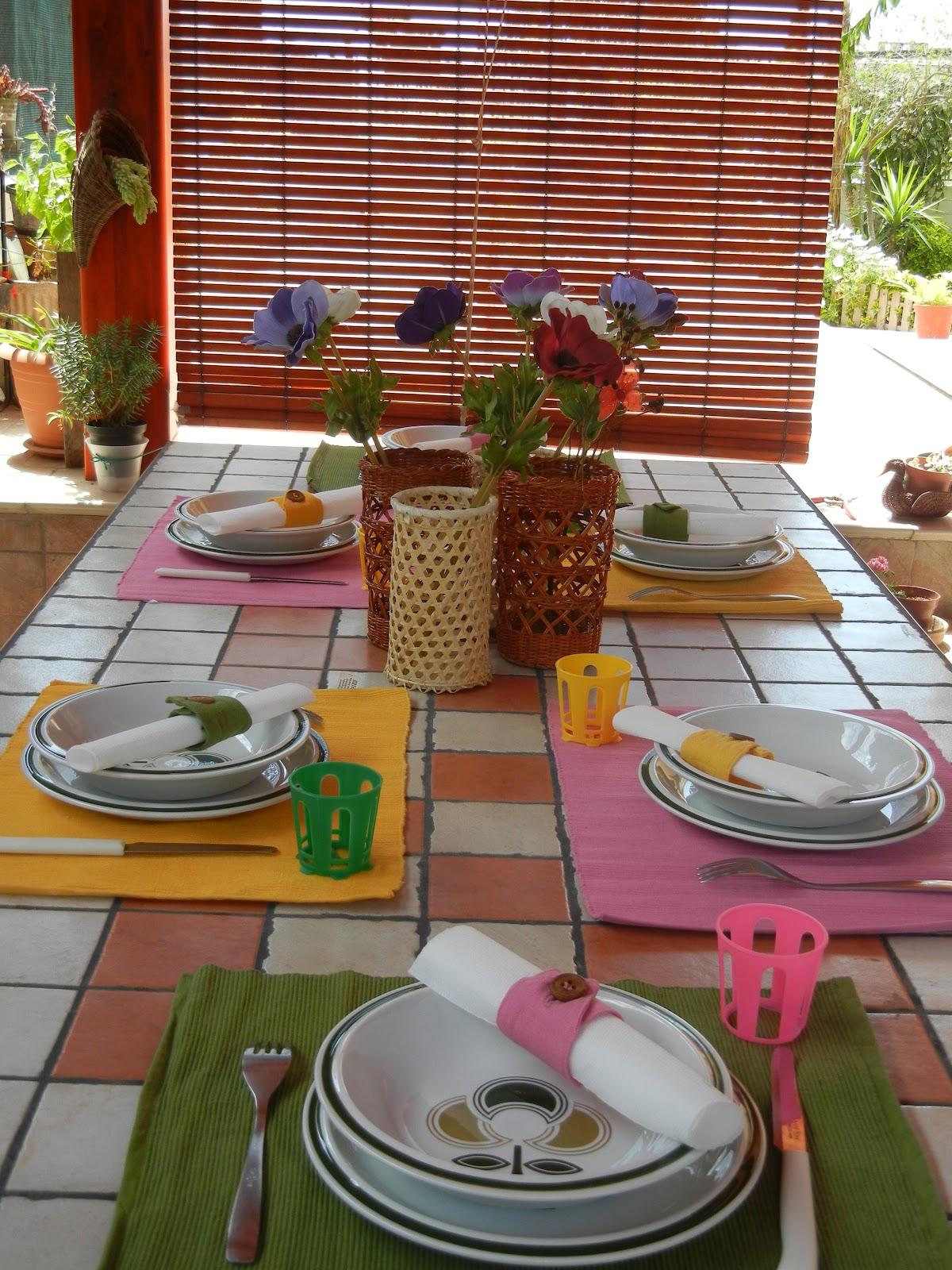 Loro in tavola: un pranzo informale con amici