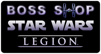 BOSS' STAR WARS: LEGION BUILDS