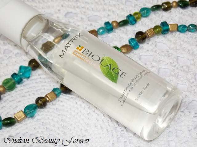 Matrix Biolage Deep Smoothing Serum review