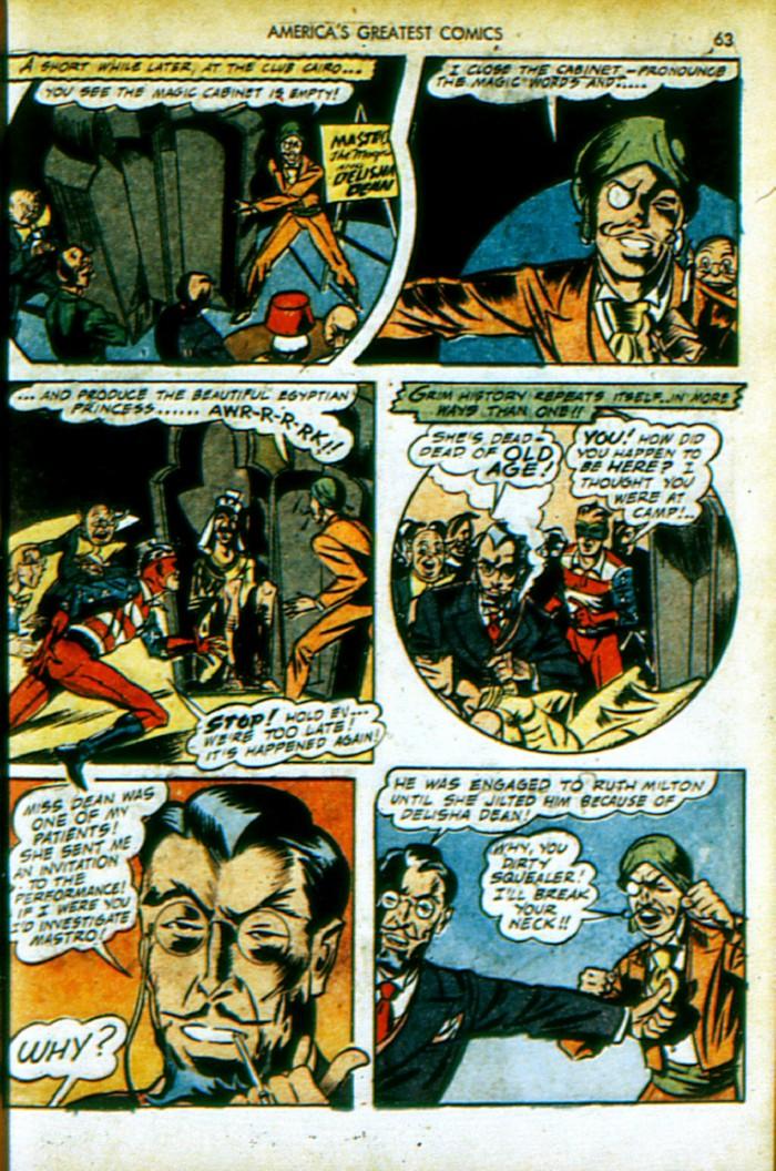 Read online America's Greatest Comics comic -  Issue #4 - 64