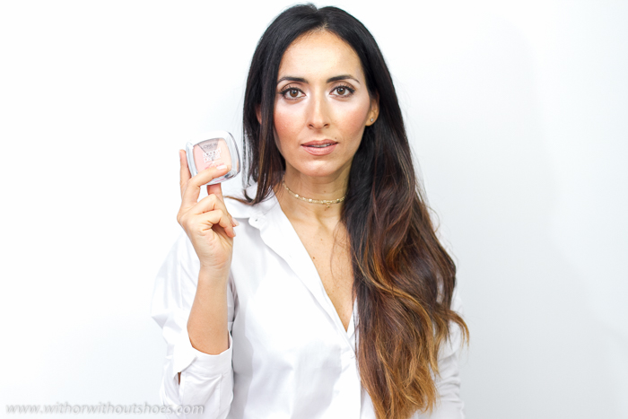 Blog de belleza como aplicar facil la tendencia Strobing tutorial de maquillaje