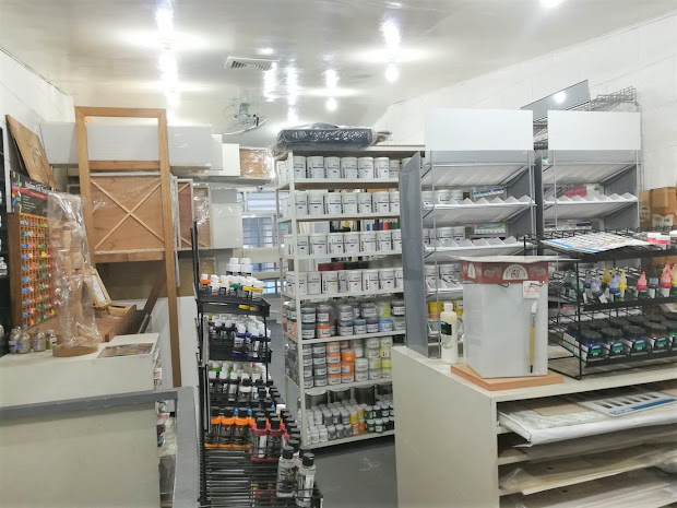 Paint Supply Store Near Me