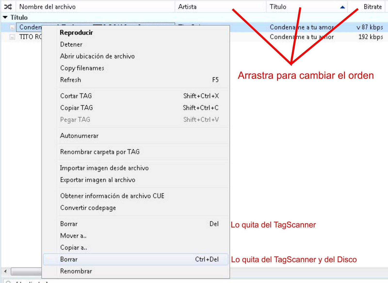 Tagscanner Tutorial