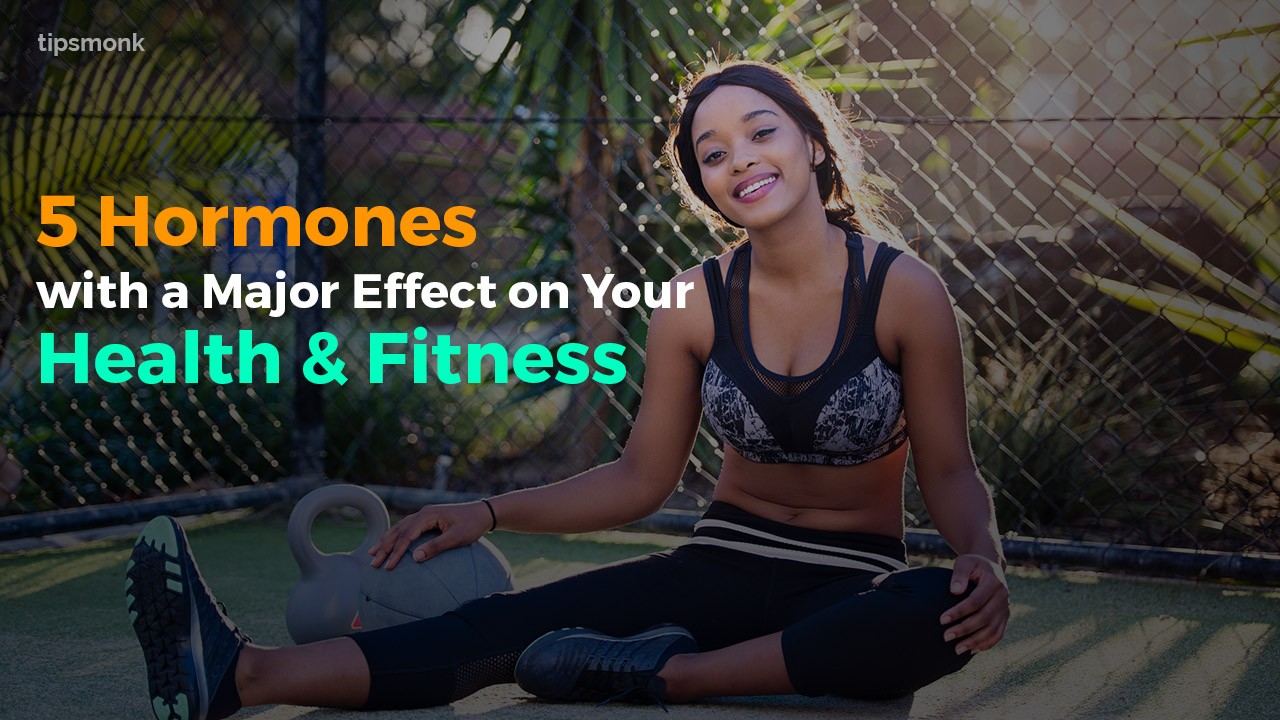 5 Hormones with a Major Effect on Your Health and Fitness - Tipsmonk