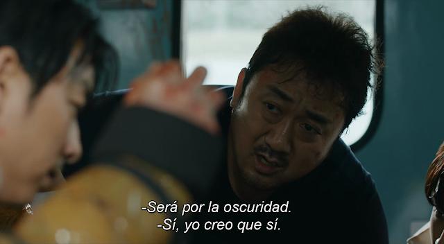 Estación Zombie 2016 HD 720p Español Latino cap 3
