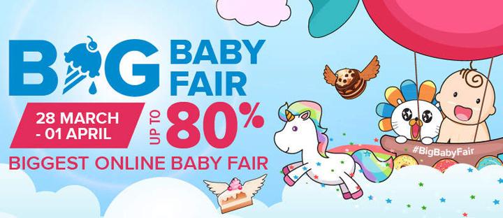 Lazada Malaysia Big Baby Fair 2018