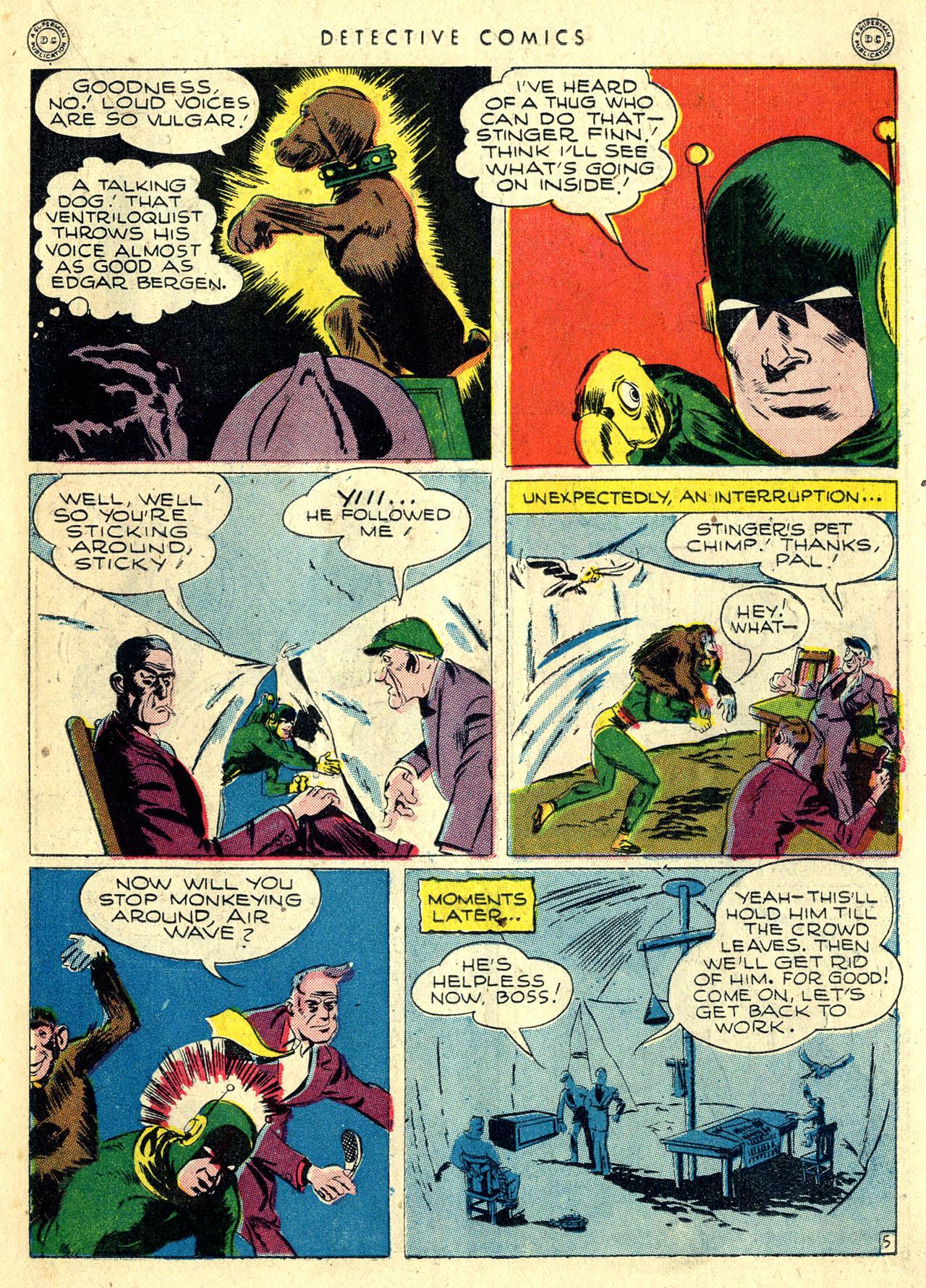 Read online Detective Comics (1937) comic -  Issue #119 - 29