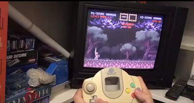 Maldita Castilla, sur Dreamcast ? B