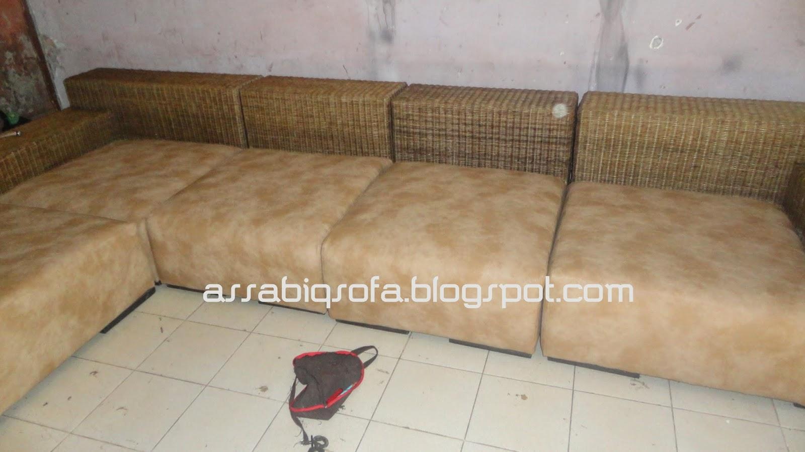 sofa murah di cianjur 3 seater with chaise and recliner service kursi bandung perbaikan reparasi