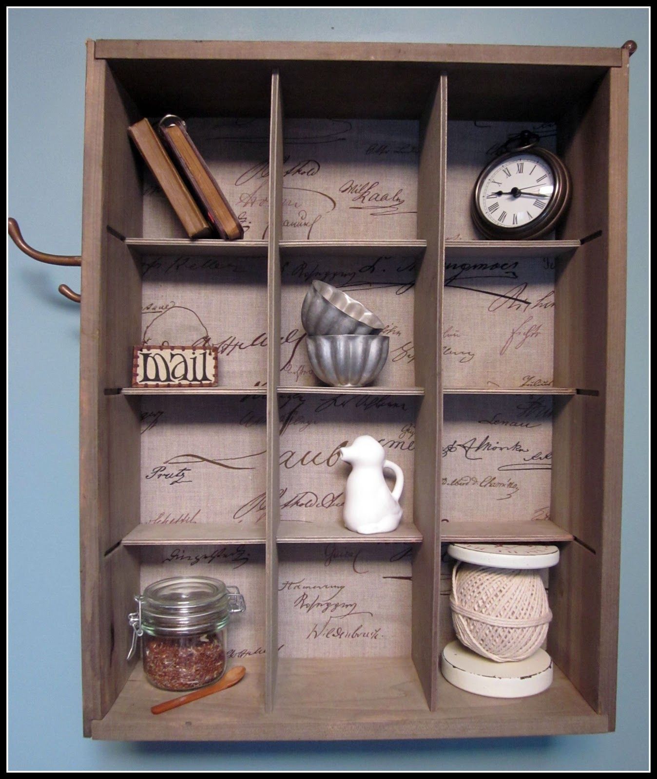 Charmant Wall Cubbie Cabinet