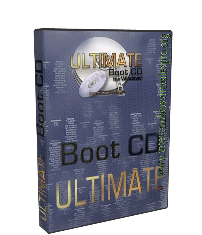 Ultimate Boot CD 5.3.6 poster box cover