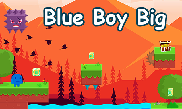 تحميل لعبة Blue boy big maze red apk