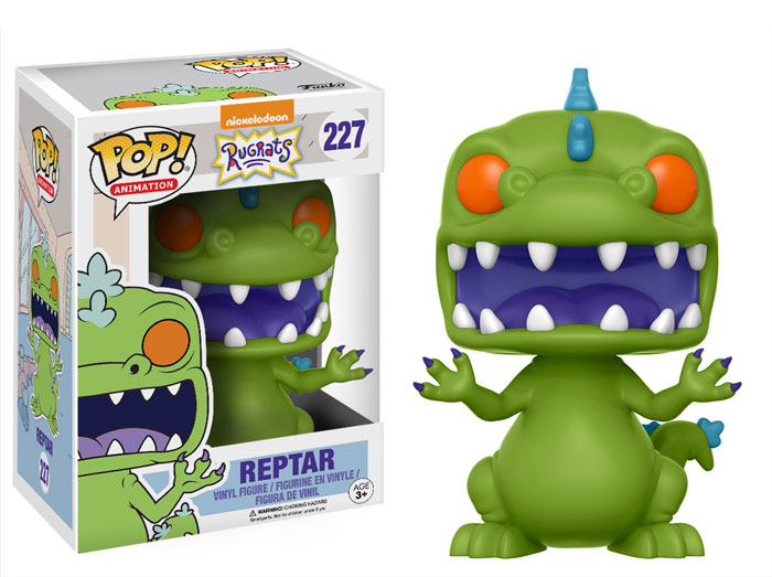 Nickalive Funko Readies Pop Television 90s Nickelodeon