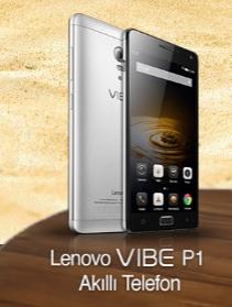 Lenovo Vibe Kazandıran Kampanya
