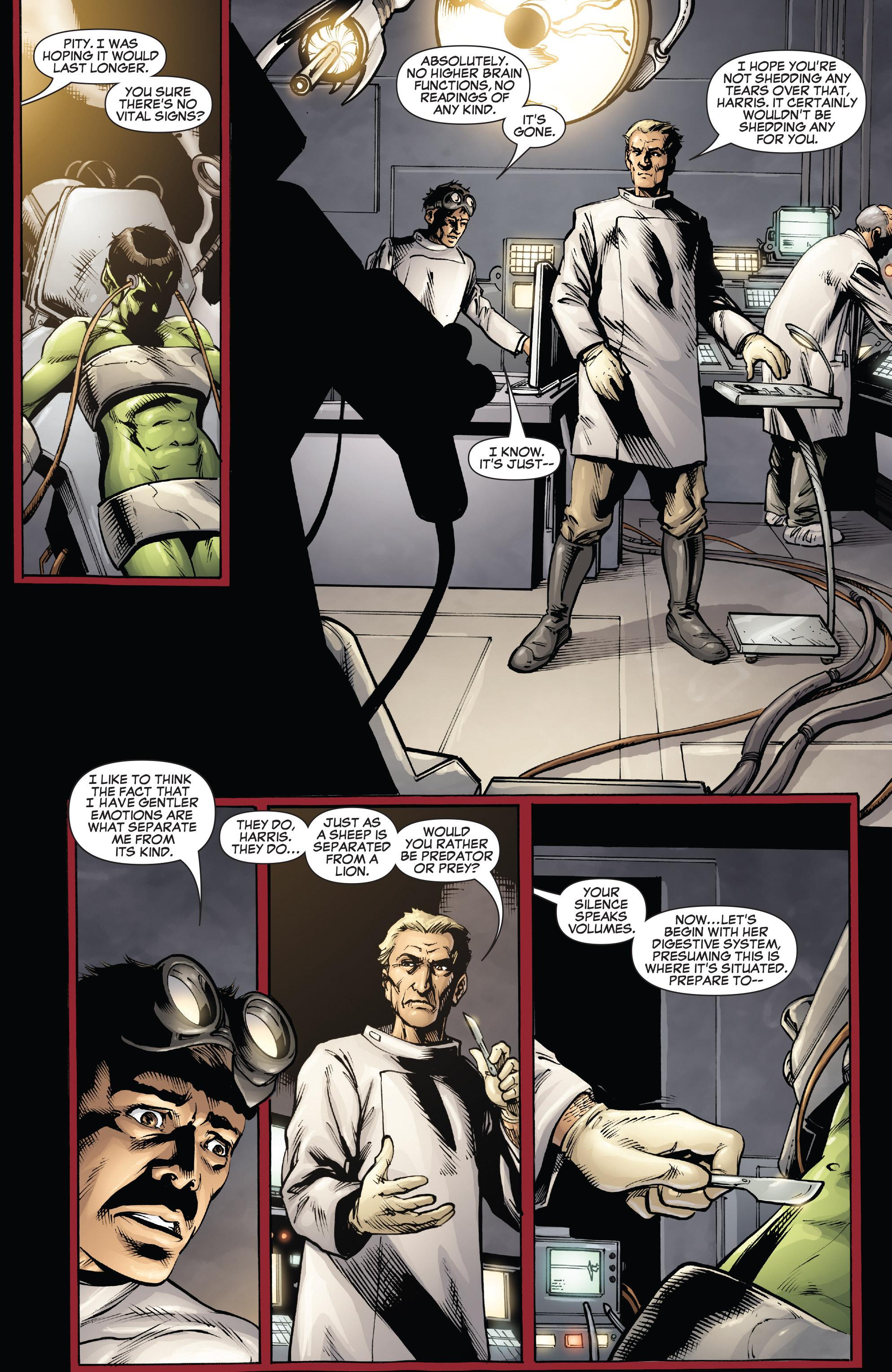 Read online She-Hulk (2005) comic -  Issue #38 - 13