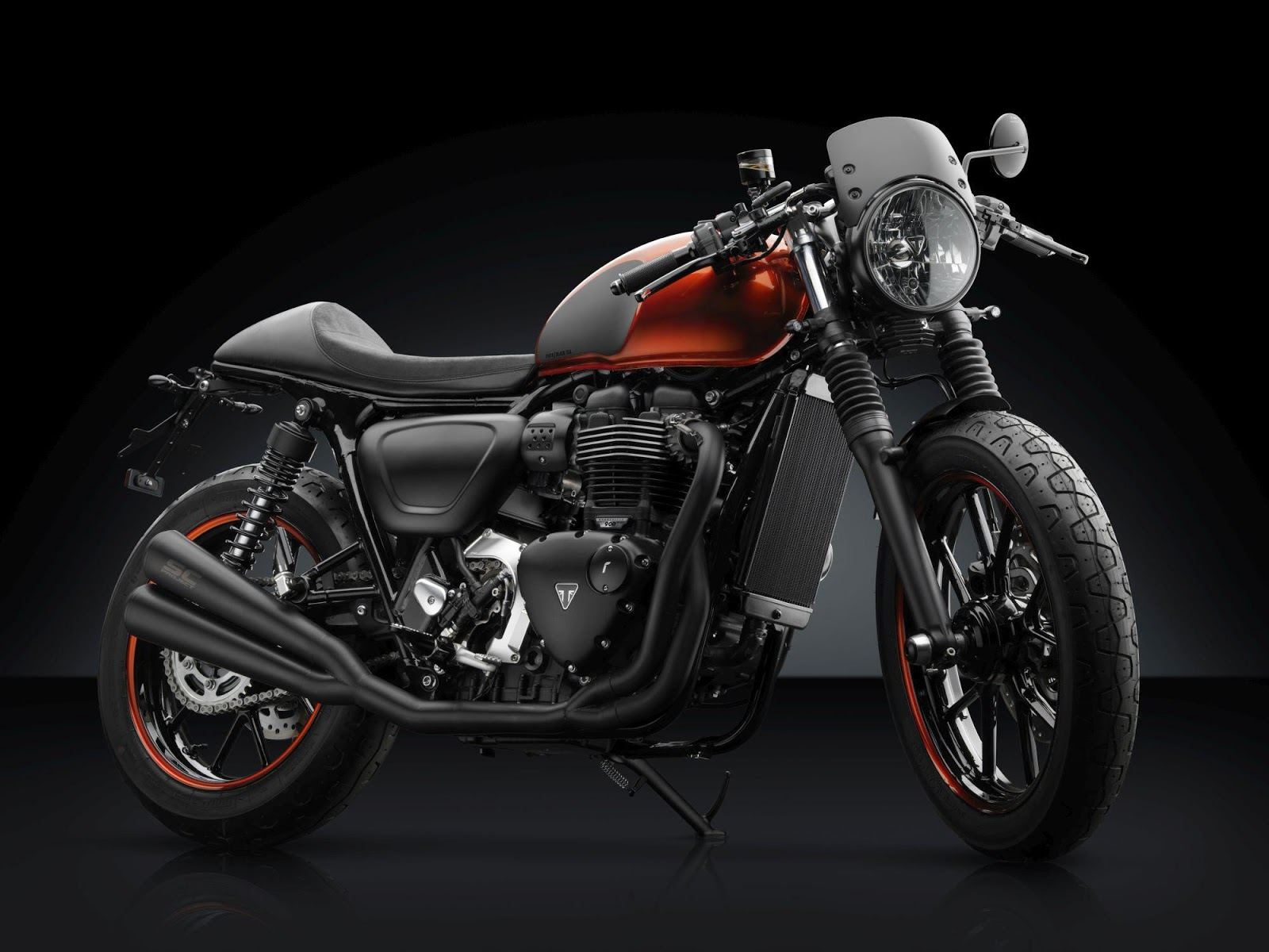 2016 Triumph Street Twin Accessories