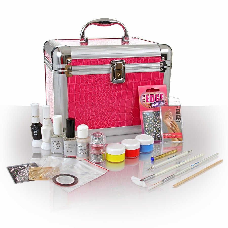 Nail Art Kit Boots: [Nails] Complete Your Own Nail Art Kit
