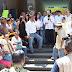 Recibe Evodio pliego petitorio de Colectivo de Organizaciones Solidarias