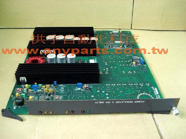 FISHER ROSEMOUNT RS3 01984-3505-0001 CONTROL FILE POWER REGULATOR II CARD 5V