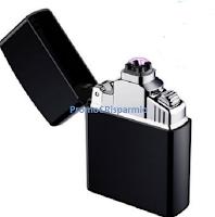 Logo Vinci gratis l'accendino elettrico USB di AngLink
