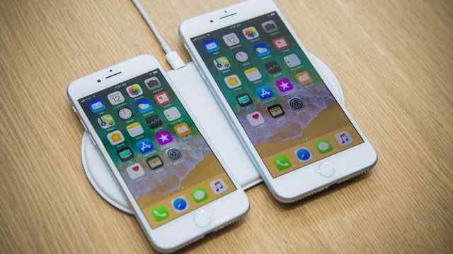 ايفون 8 و خاصية الشحن اللاسلكي | ون تكنولجي