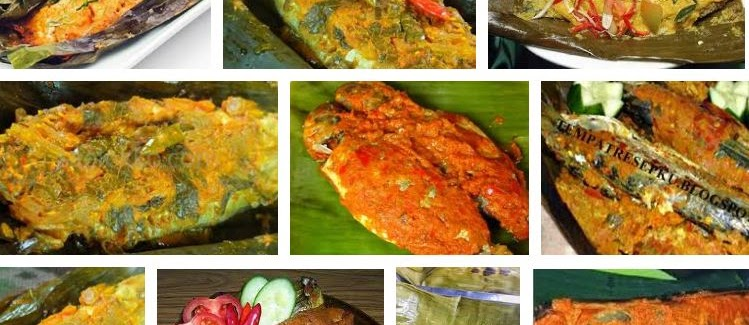 1000 Resep Pepes Ikan Aneka Rasa Enak Lezat