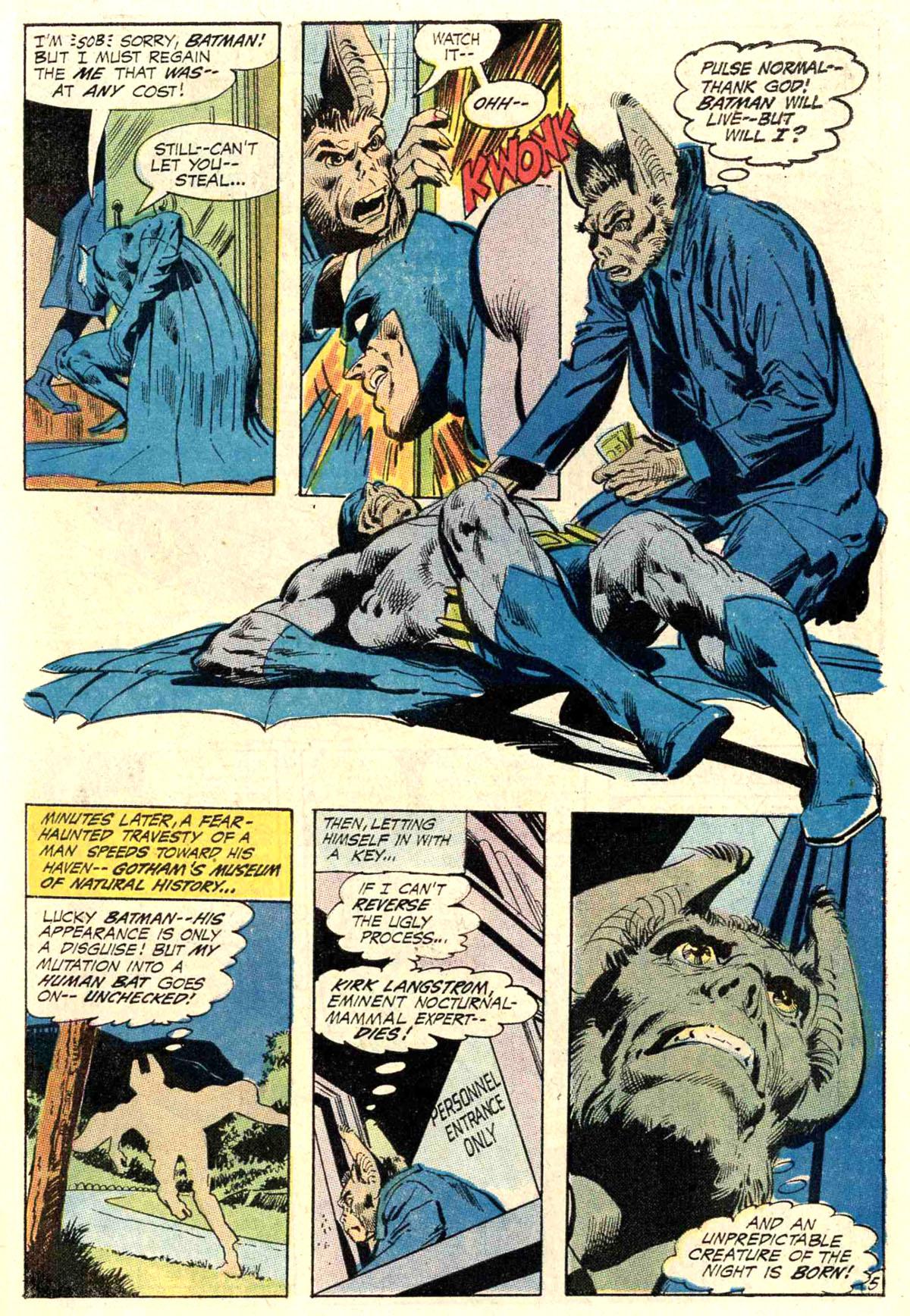 Detective Comics (1937) 402 Page 6