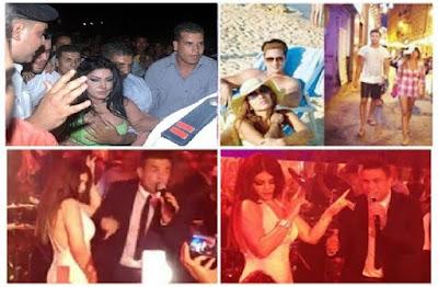 صور مسربة أحرجت المشاهير ويتمنون لو يتم حذفها نهائياً.. رقم 3 كارثة !!