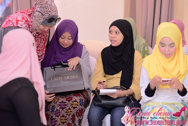 Majlis Pembukaan Rasmi Lady Aderissa Couture (LAC)