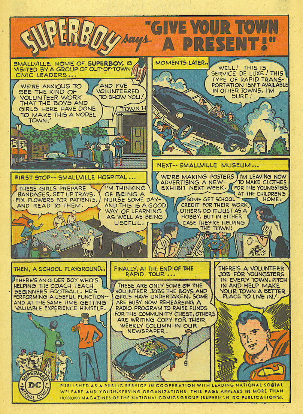 Read online Action Comics (1938) comic -  Issue #140 - 30