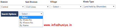 Delhi Land Records Online