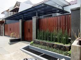 Indon Design Home Wood Fence Design For Home