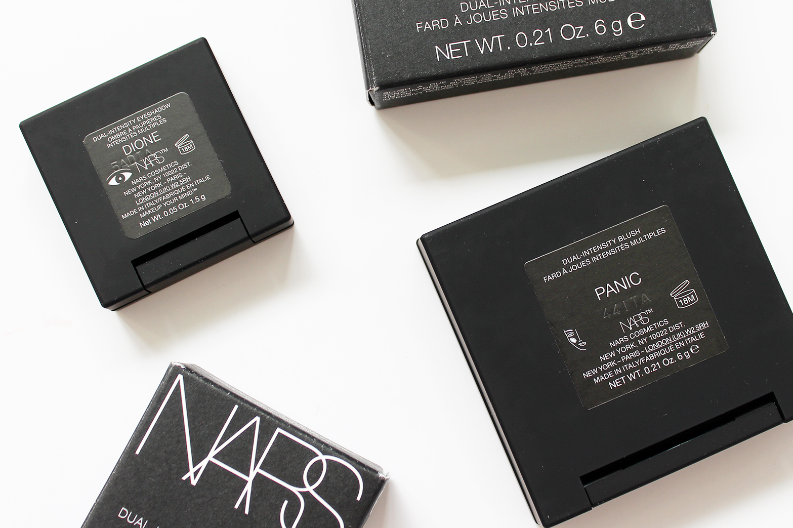 NARS | Dual Intensity Blush + Eyeshadow - Review + Swatches - CassandraMyee