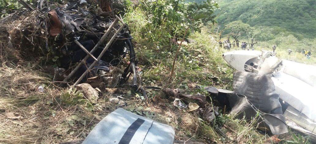 mutare-crash-plane