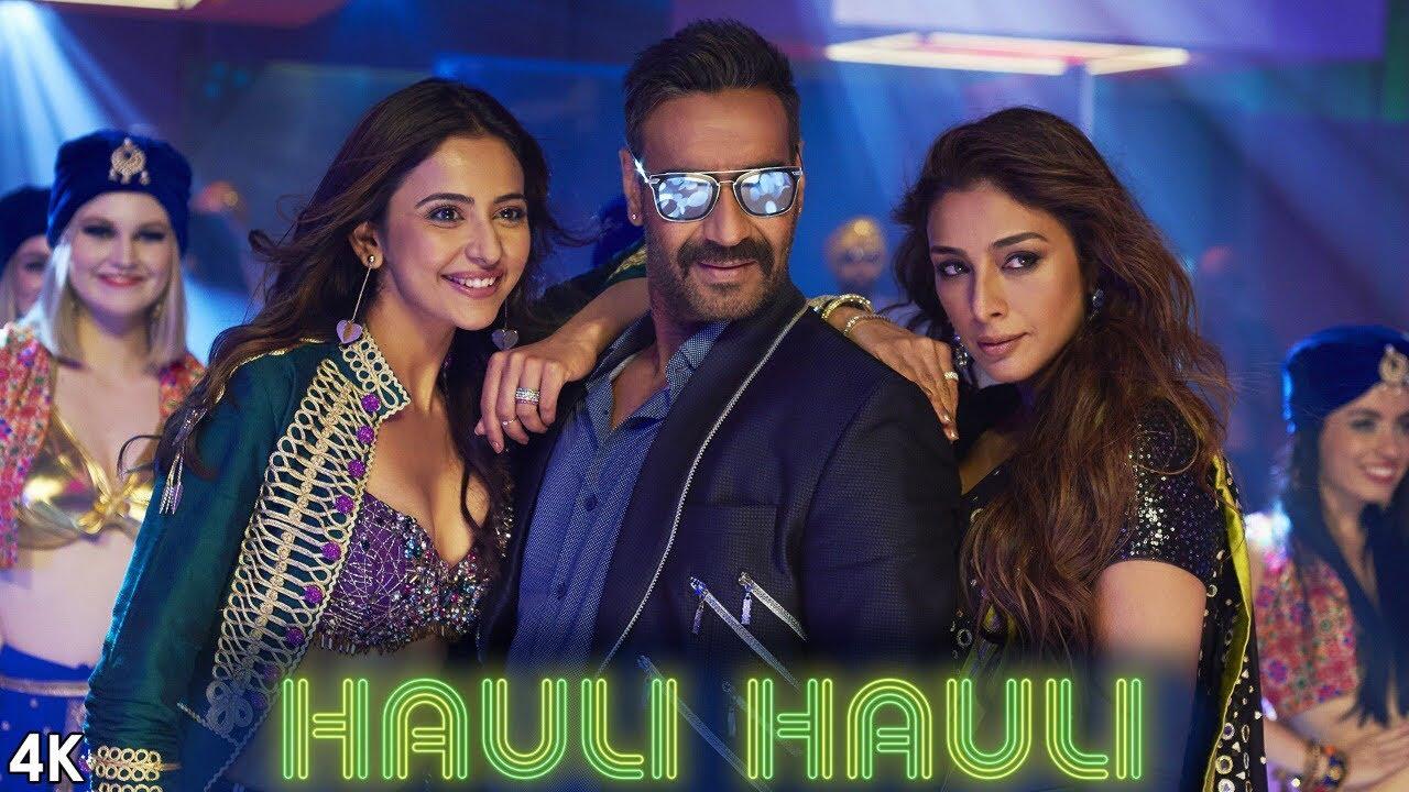 Hauli Hauli Song Lyrics: Sung by Garry Sandhu & Neha Kakkar. Music By Tanishk Bagchi. Hauli Hauli written by Tanishk Bagchi & Garry Sandhu. Enjoy Hauli Hauli Song from Movie De De Pyaar De