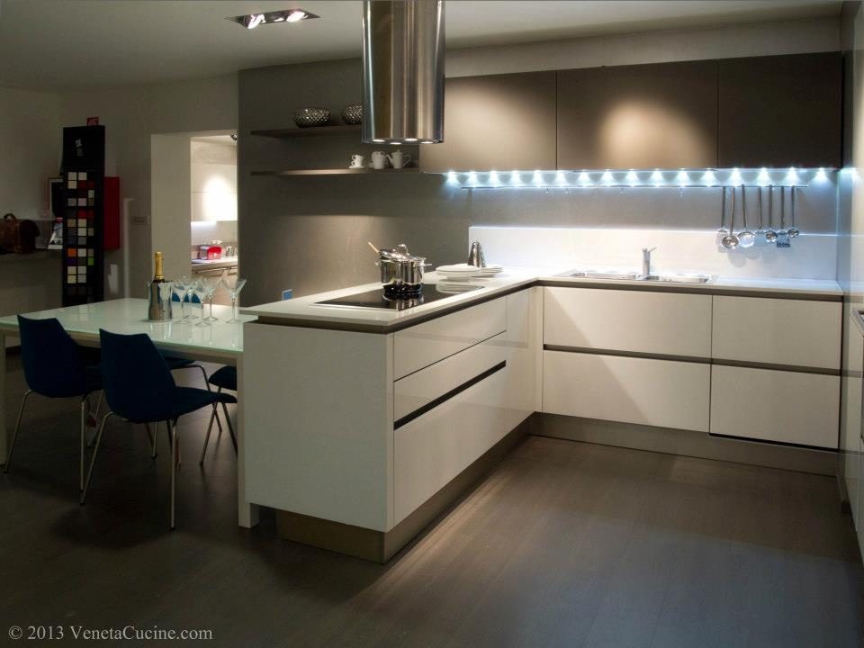 Veneta Cucine Modello Reflex.Seaseight Design Blog My New House Chronicle La Cucina