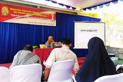 Disnakertrans Kab. Bantul Sosialisasikan Pemberian Perlindungan Hukum dan Jaminan Sosial Ketenagakerjaan