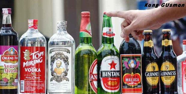 Pengertian Minuman Keras, Had Minuman Keras dan Hikmah Had Minuman keras