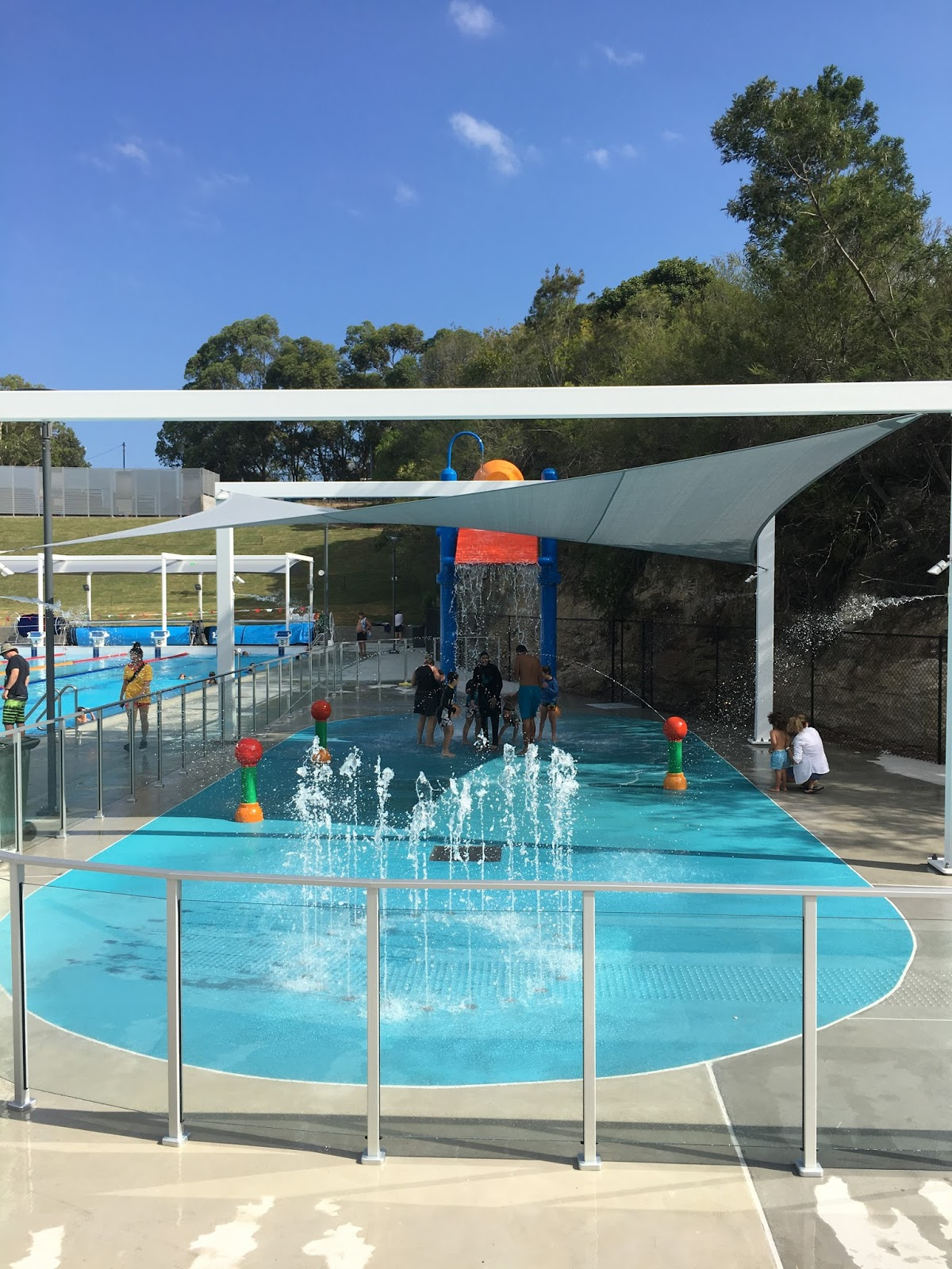 Swimming we won the new bexley pool reopened 26 january 2017 for Duck repellent for swimming pools
